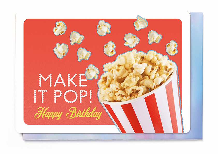MAKE IT POP - HAPPY BIRTHDAY