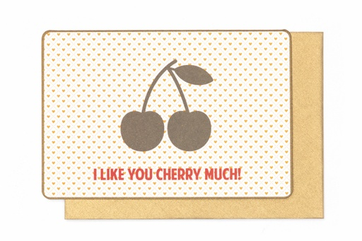[N983] I LIKE YOU CHERRY MUCH!