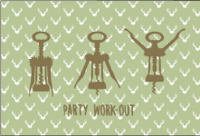 [KP232] PARTY WORK - OUT