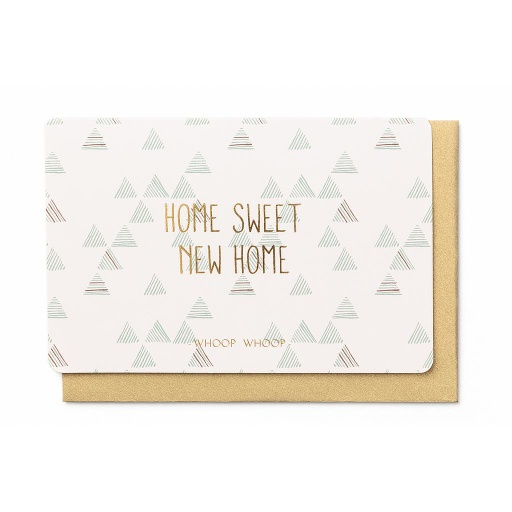[BB3123] HOME SWEET NEW HOME