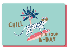 [PP6022] CHILL IT'S YOUR B-DAY