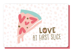 [PP6024] LOVE AT FIRST SLICE