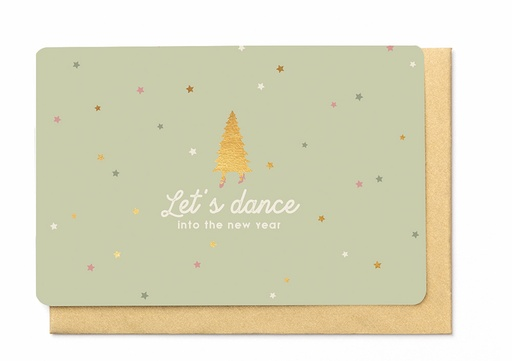 [KBB1372] LET'S DANCE INTO THE NEW YEAR