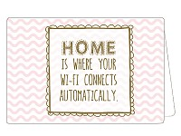 [N914] HOME IS WHERE YOUR WI-FI CONNECTS AUTOMATICALLY